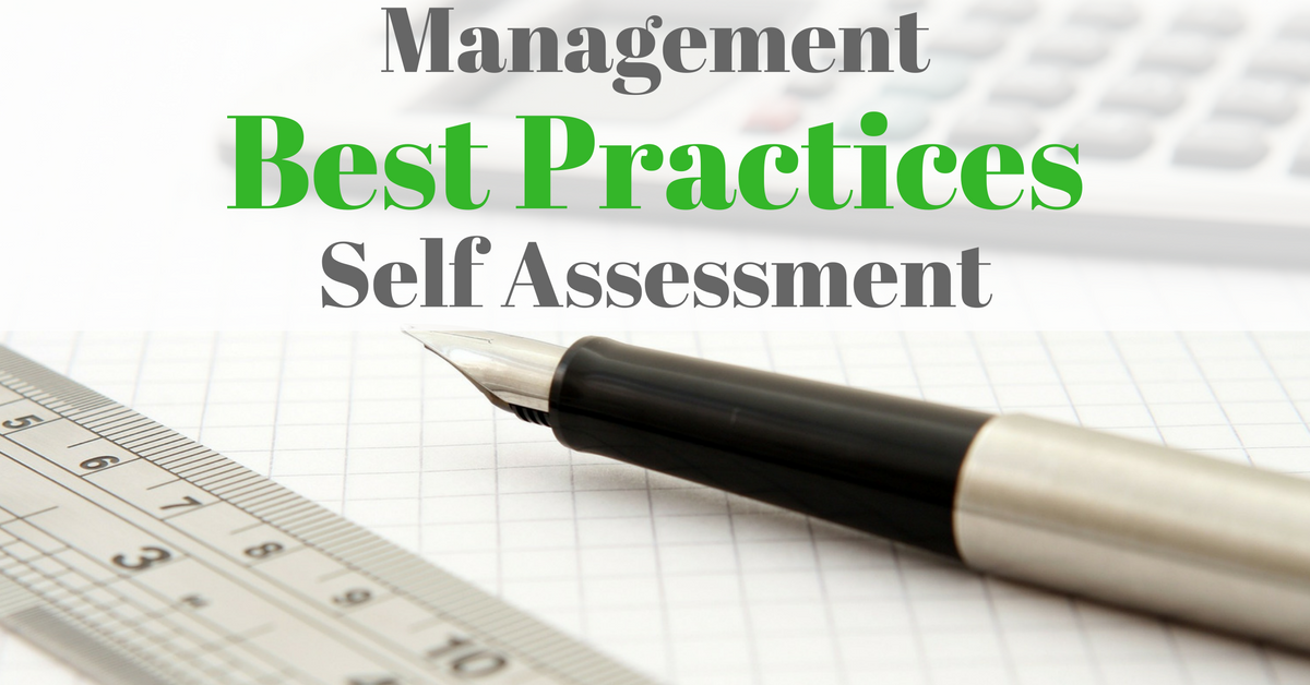 Business Best Practices Assessment