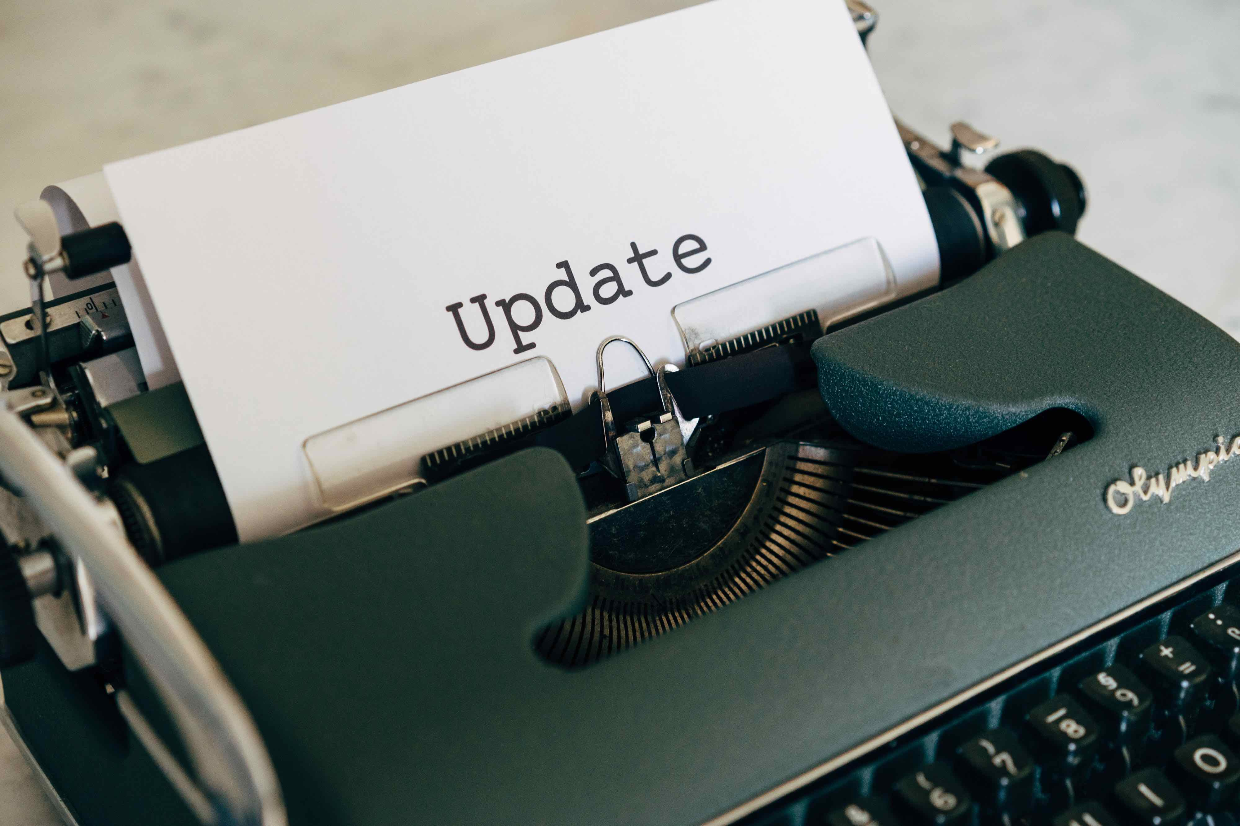 Important Small Business Cash Updates
